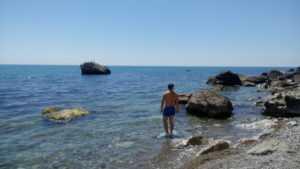 Пляж Лиго Морская